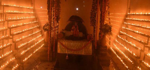 श्री बाला जी से शयन प्रार्थना