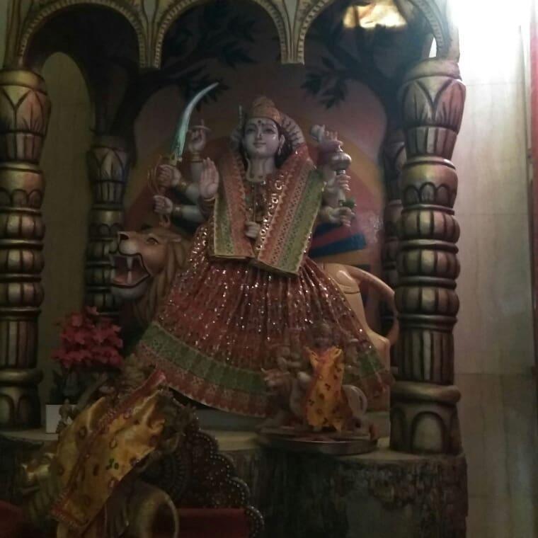 श्री दुर्गाशप्तशती – दुर्गा नामावली